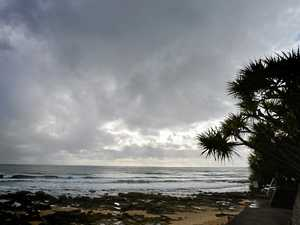Heavy rain, storms possible for Coast