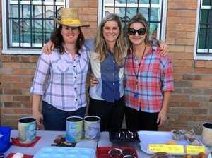 Tweed River High School digs deep for farmers