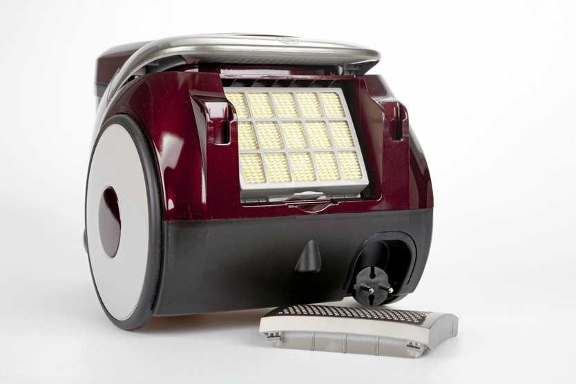 REDUCE TOXINS: Vacuum with a HEPA filter.