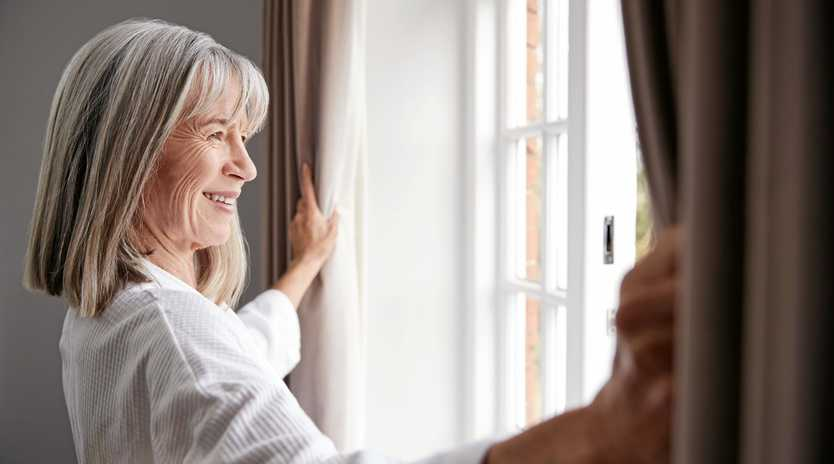 FRESH AIR: Improve now the quality of your life at home to achieve long-term health benefits.