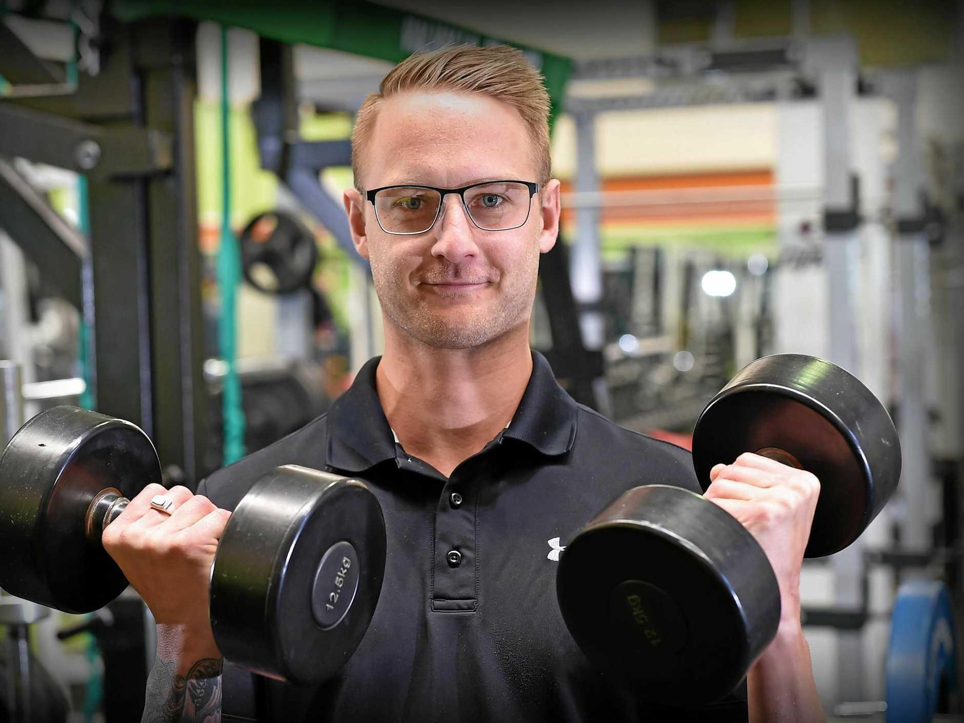 Brad Schafer from Ply Fitness.