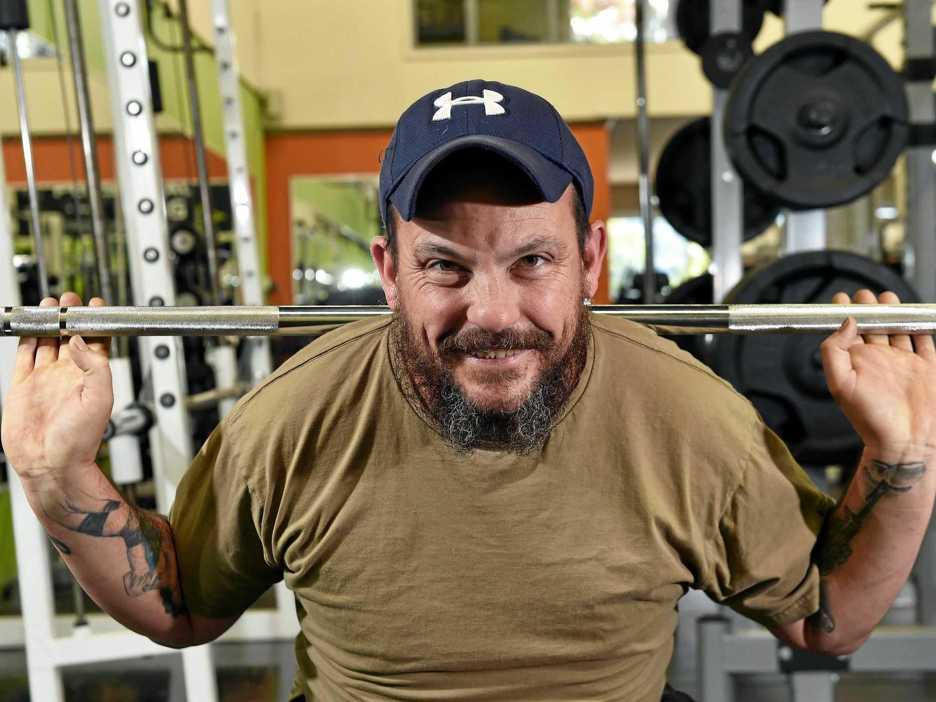 Daniel Ansett from Ply Fitness.