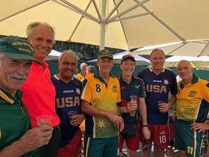 HOCKEY MASTER: Terrey takes out Senior Sportsperson