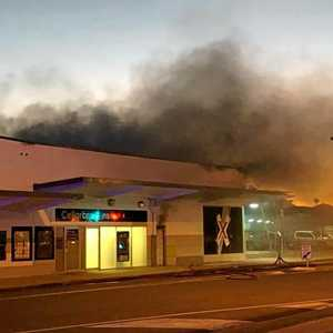 Walkerston newsagent owner faces court accused of arson | Warwick