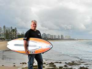 Surfing master drops 24kg in bid for new title