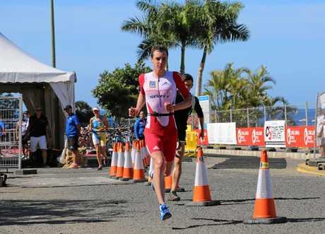 Alistair Brownlee at Challenge Mogan Gran Canaria last year.