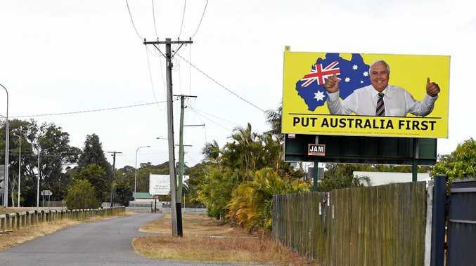 Put Australia First.