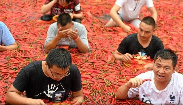 It might not rival China's national chilli eating contest, but Chinderah Chilli Festival 2019 will have chilli-lovers sorted.