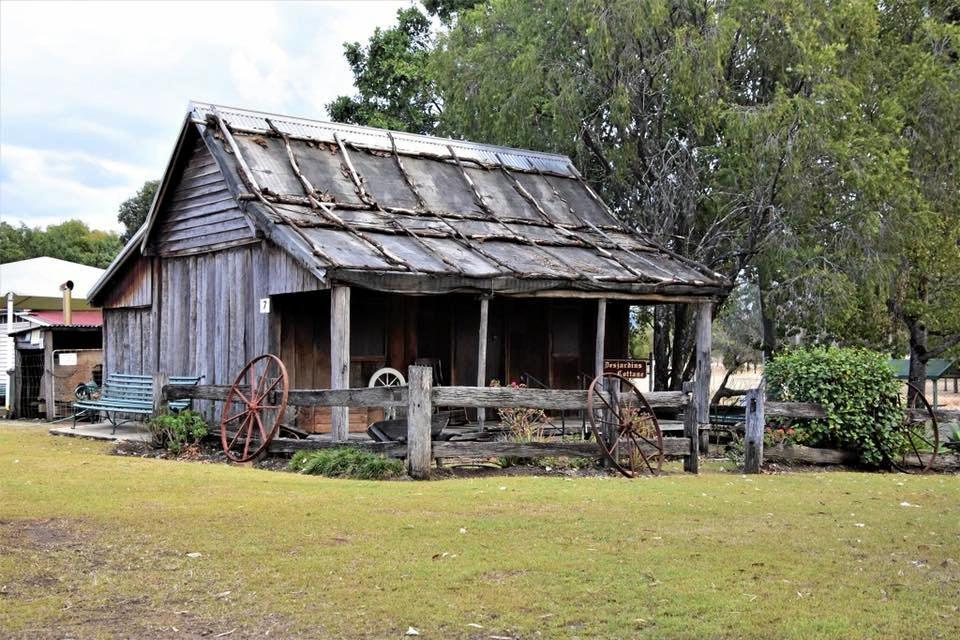 Desjardins Cottage, Laidley.