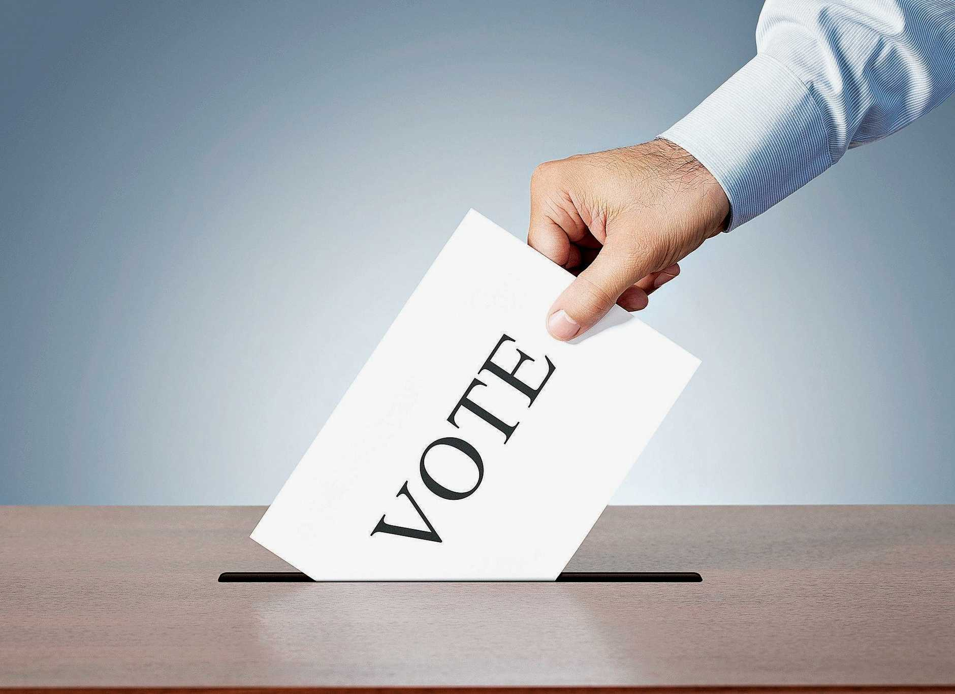 VOTE: The Gladstone Region by-election is on November 17.