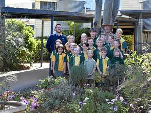 School growing the gardeners of tomorrow