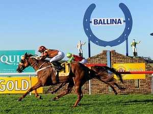 Ballina Cup abandoned due to heavy rain