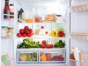 Here's how you should stack your fridge