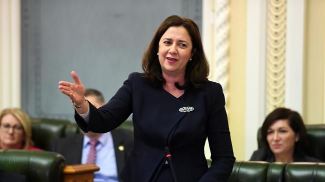 Queensland Premier Annastacia Palaszczuk has pledged to launch a review into the aged care sector.