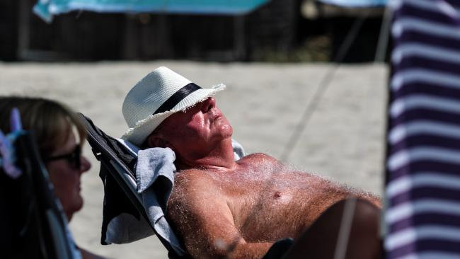 This year's heatwave saw soaring temperatures across much of the UK throughout June and July. Picture: Jack Taylor/Getty