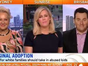 Sunrise smacked down over racist segment