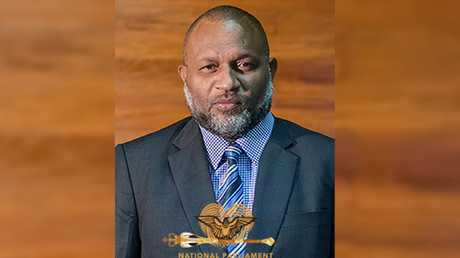 PNG Tourism Minister Emil Tammur. Picture: Supplied