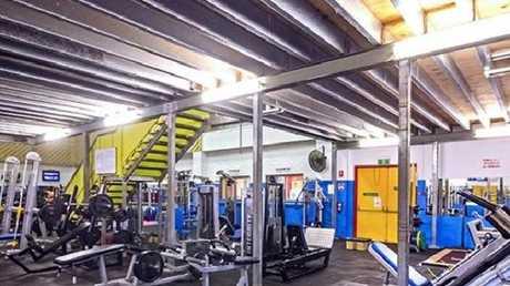 The PCYC gym at Pine Rivers
