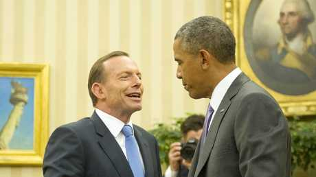 Of the four prime ministers Barack Obama met during his two terms in the White House, Tony Abbott was the only one he reportedly didn't get on with.