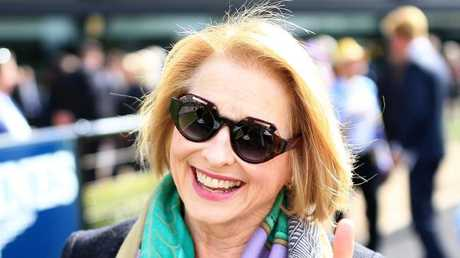 Gai Waterhouse hopes to qualify Hush Writer for the Melbourne Cup. Picture: Getty Images