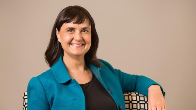 Professor Carolyn Evans is Griffith University's next Vice Chancellor and President.