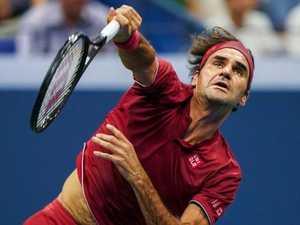 Tennis fans lose it over 'Federer guy'