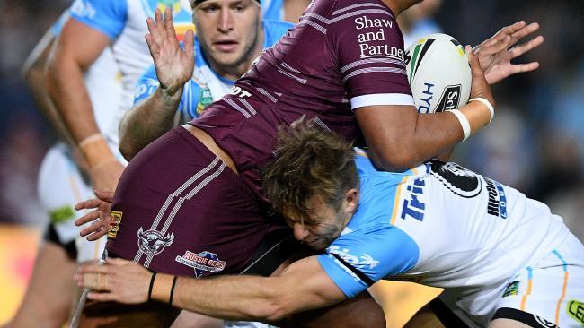Arrow has taken his shot since leaving Brisbane. (AAP Image/Dan Himbrechts)