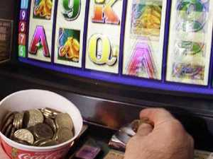 Coast man damaged nightspot celebrating pokies win