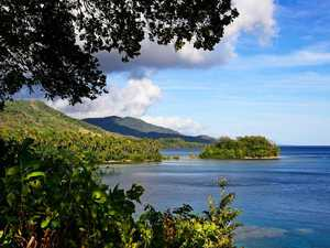 ISLAND HOSTAGES: Luxury resort held at gunpoint