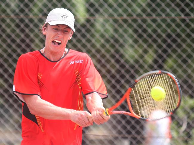 John Millman has been on the ATP Tour for 12 years after turning pro in 2006.