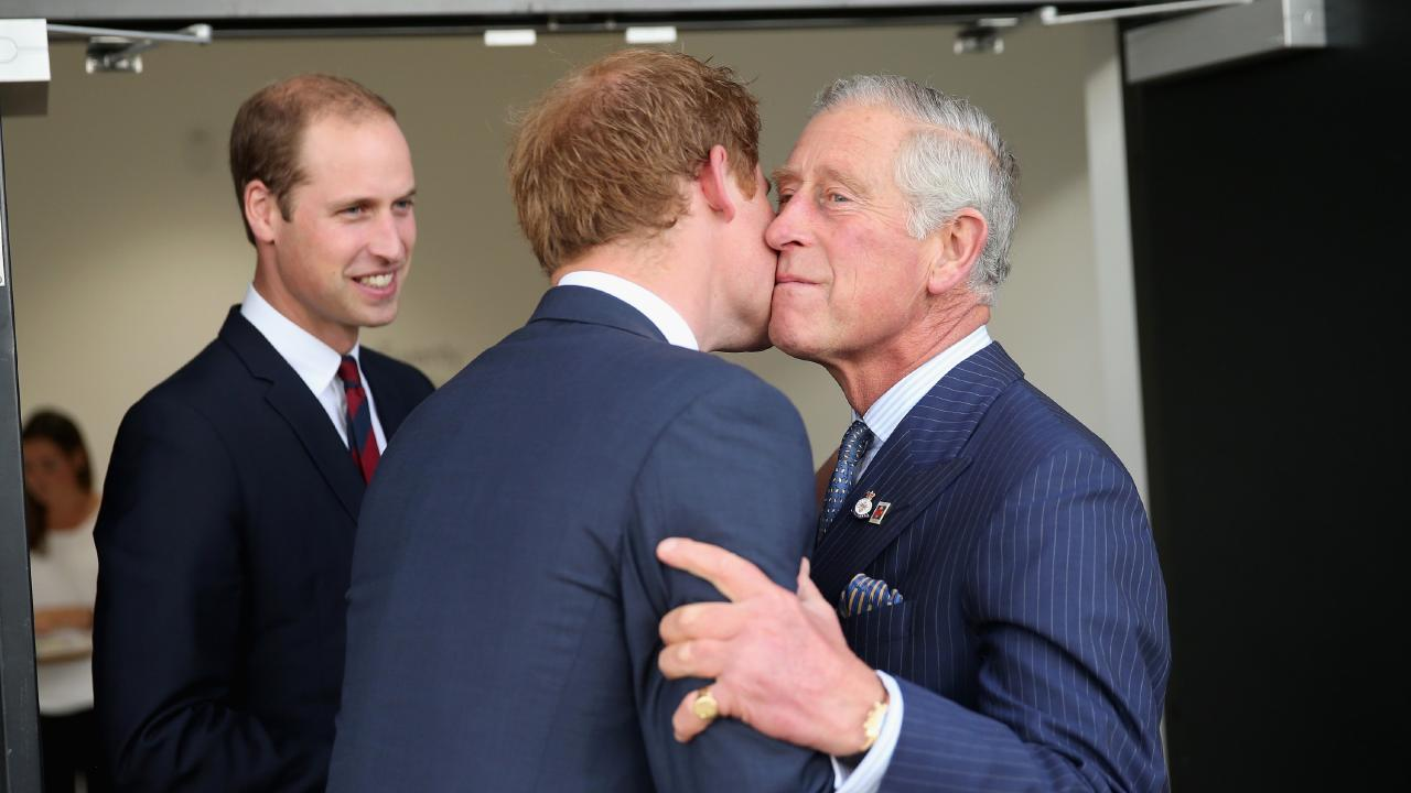 Insiders say Charles does not have a warm relationship with Harry or William behind closed doors.