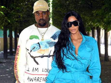 """Kim Kardashian is nominated as """"celebrity of the year"""" at the Pornhub Awards. Picture: Getty Images"""