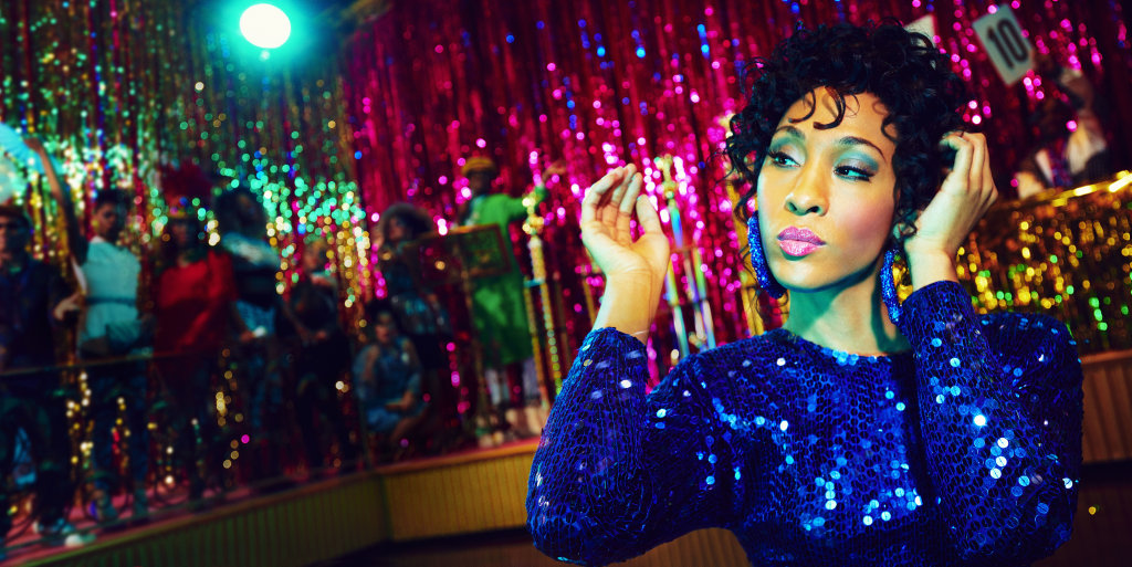 MJ Rodriguez stars as Blanca in the TV series Pose.