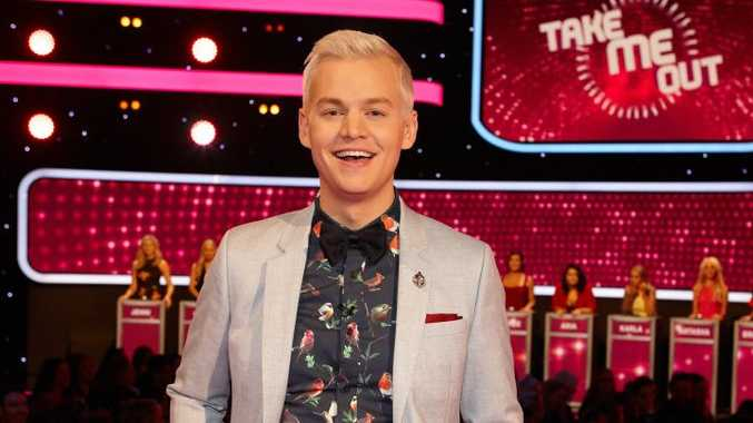 Joel Creasey is back on our screens as the host of Take Me Out.