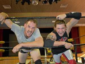 Making mark on Australian wrestling revolution