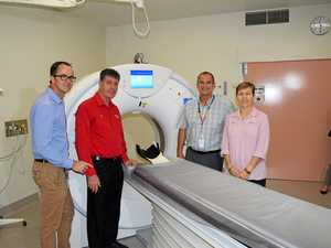 New CT service at Maryborough Hospital
