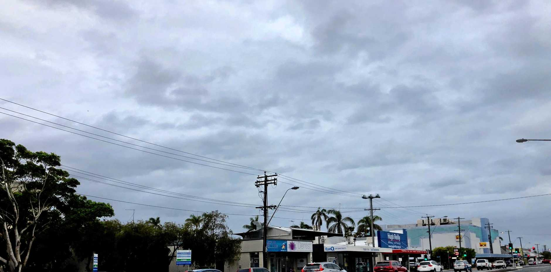 Rain has soaked the Mackay region overnight.