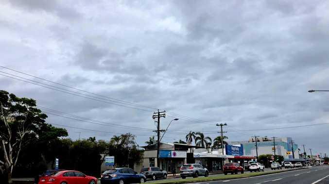 Rain has soaked the Mackay region overnight.