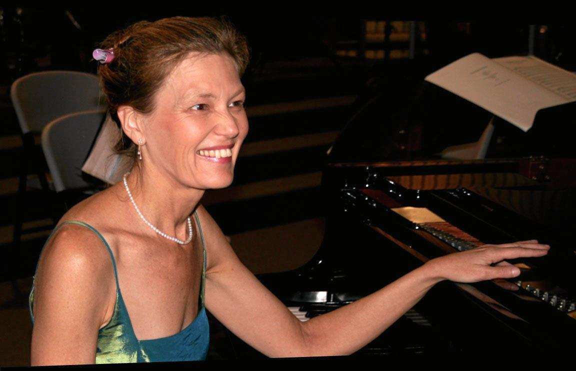UPCOMING CONCERT: Sunshine Coast musician and Pacific Chamber Players member Janet Brewer.