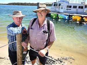 WAR OF WORDS: Controversial Tin Can jetty debate continues