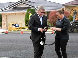 What nbn speeds will Lismore be able to access and when?