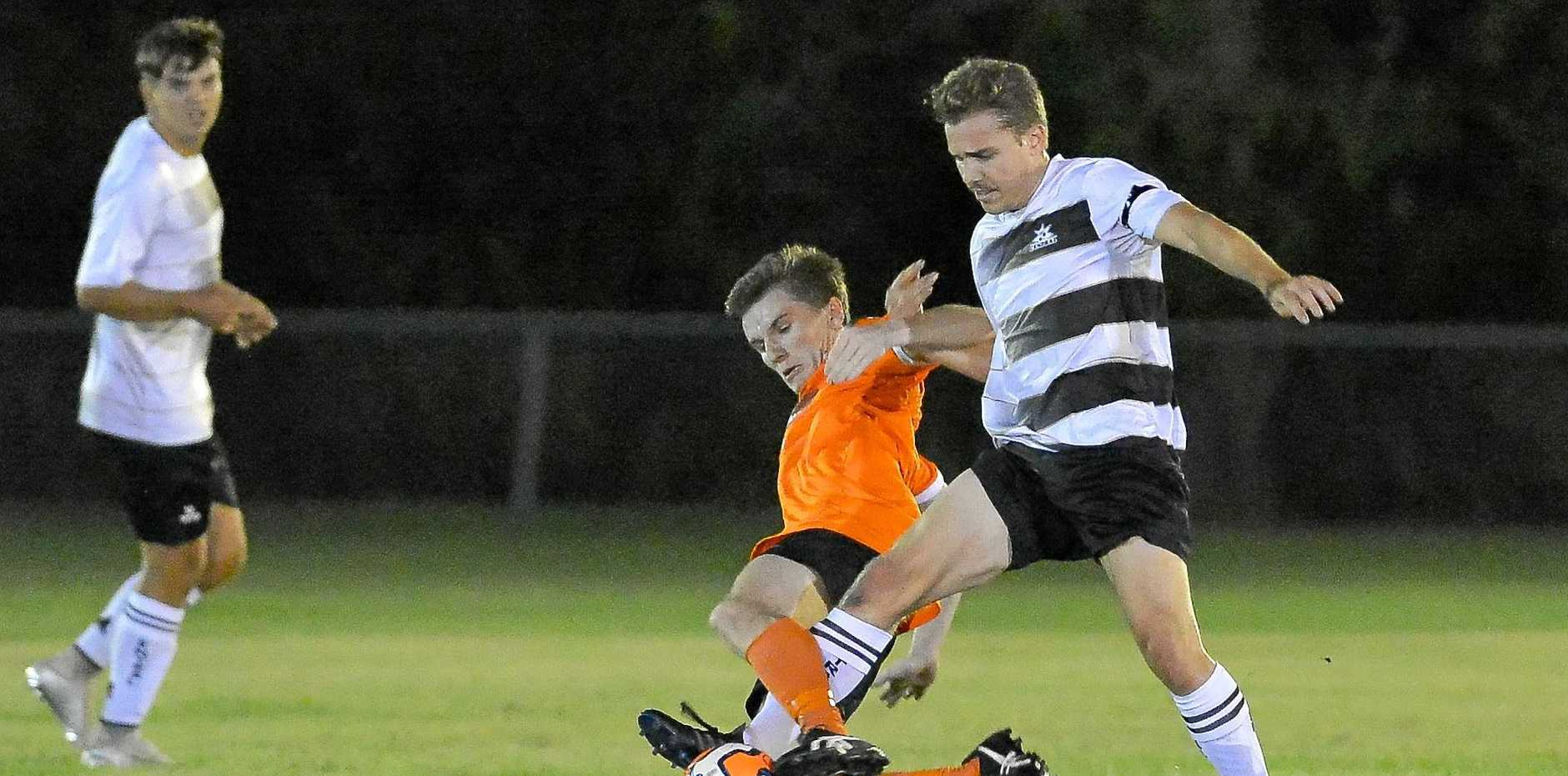 DOUBLE HEADER: Central and Capricorn Coast go head-to-head in the CQPL knockout semi-finals.