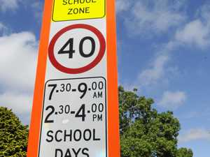Drug-affected man drove 100km/h through school zone