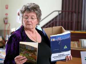 Books help family rebuild after fire