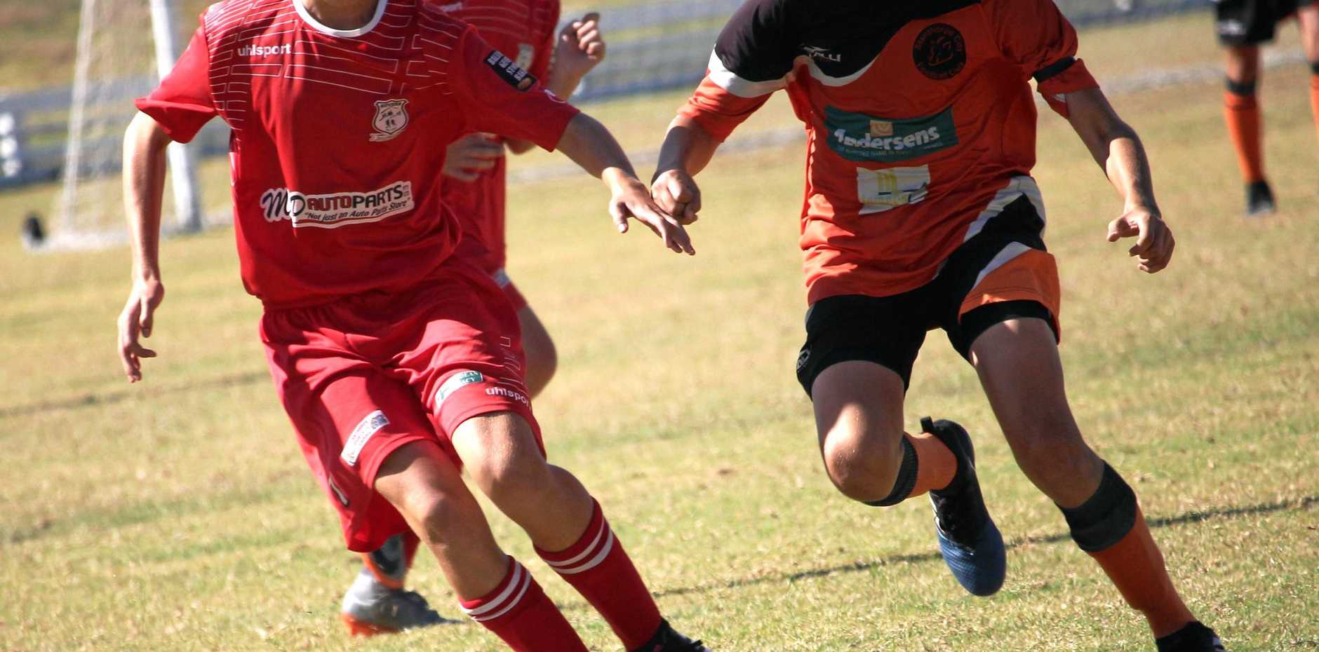 Ballandean and Stanthorpe City will face off in the senior colts grand final on Saturday.