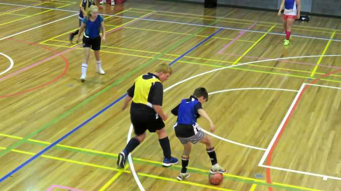 GAME ON: The futsal comp is making a return.