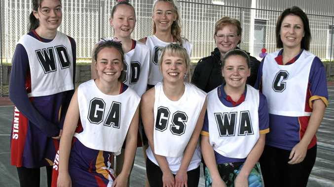 SEASON OVER: Netball is done and dusted for another year after grand finals on Saturday.