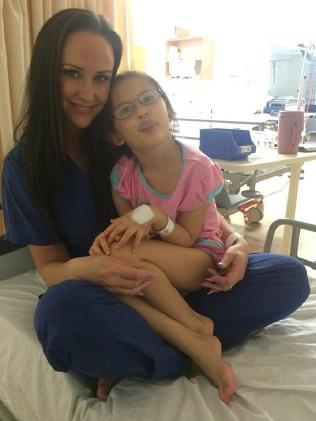 Belinda Yoon with her daughter Amber Yoon. Picture: Facebook