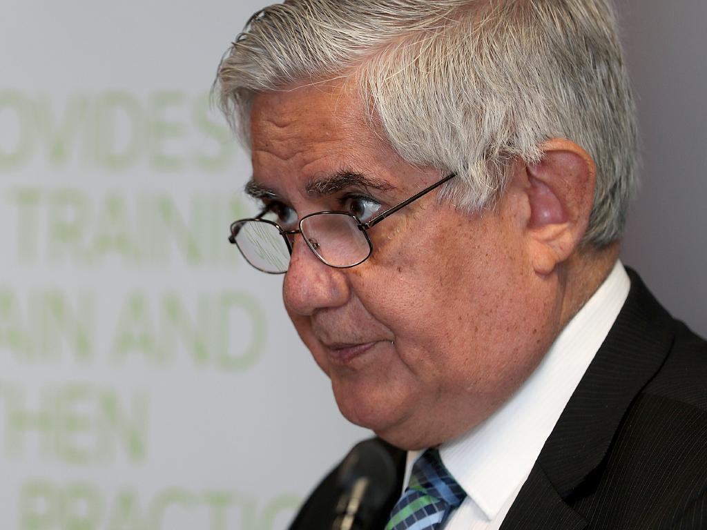 Aged Care Minister Ken Wyatt