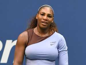 Colossal Serena claims sweet Open revenge